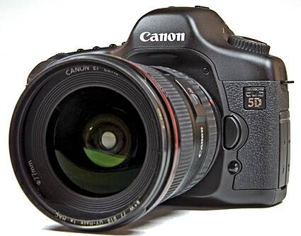 Câmera Profissional Baratas