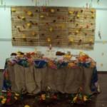 Decoração de barracas de Festa Junina