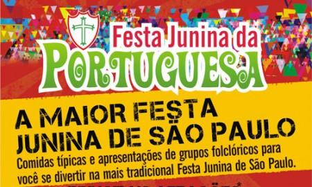 Festa junina Portuguesa 2012