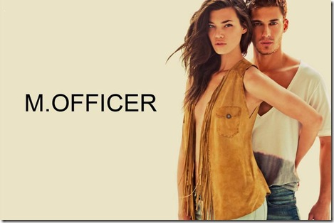 M Officer loja virtual
