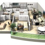 Plantas de casas para construir