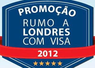 Promoção Rumo A Londres Com Visa