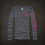 Camisas femininas Hollister