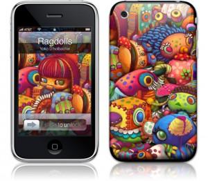 Capas para Iphone 4