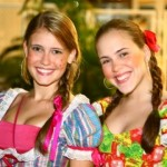 Vestidos de Festa Junina 2012