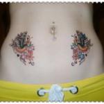 Tatuagens Femininas na Barriga – Fotos