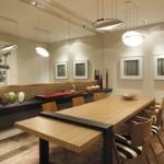 Decoração de sala de jantar