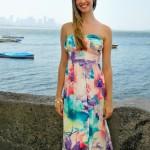 Vestidos Longos Verão 2013