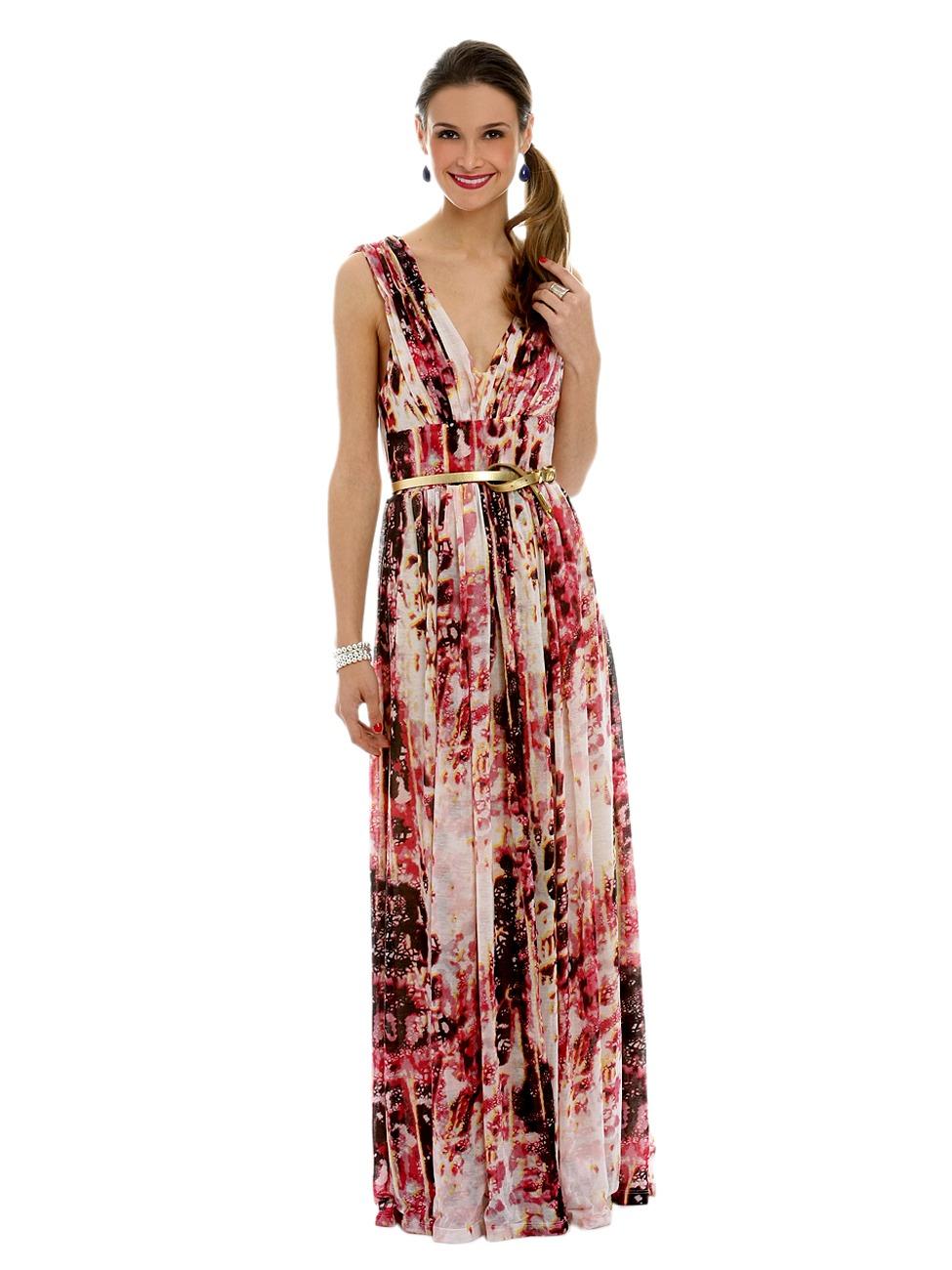 Vestidos Longos Verão 2015
