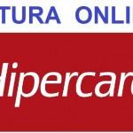 Consultar Fatura do Hipercard