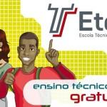 Curso Técnico Gratuito de Contabilidade ETEC 2013