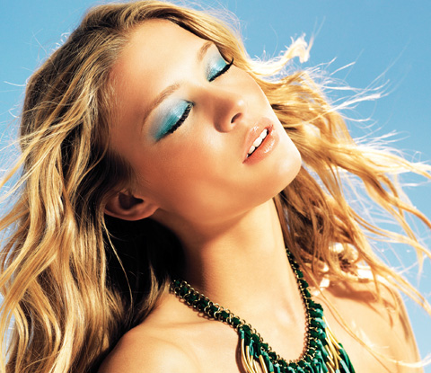 Maquiagem para verão 2013