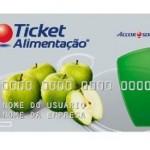 Ticket Accor Alimentação – Consultar Saldo
