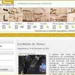 Site SIMEPAR – www.simepar.br