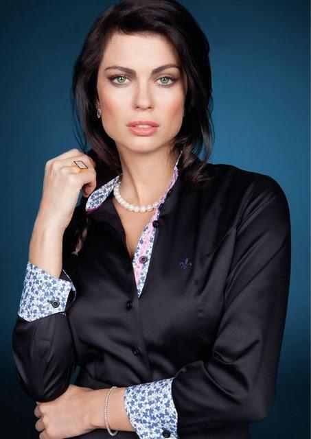 83764fea18e30 Veja alguns modelos de Camisas Femininas Dudalina 2013: