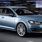 Novo Volkswagen Golf 2013: Preços e Fotos