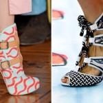 Sapatos com Estampas Moda 2013 – Dicas e Fotos