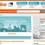 Site Coelce – www.coelce.com.br