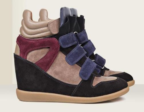 Sneakers Arezzo Tendências 2013