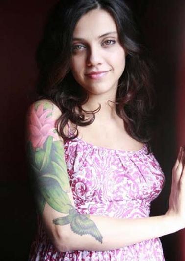 Tatuagens no Braço Masculinas e Femininas