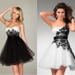 Vestidos Curtos de Formatura 2013 – Fotos e Dicas