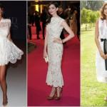Vestidos Românticos Moda 2013