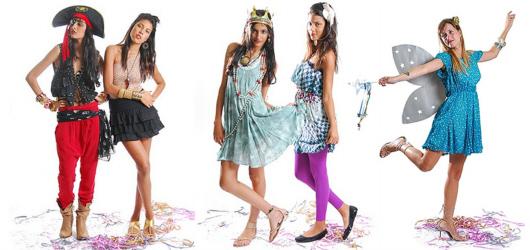 Fantasias para Carnaval 2013
