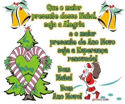 Frases e Mensagens para Natal e Ano Novo