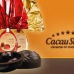 Ovos de Páscoa Cacau Show 2013: Preços