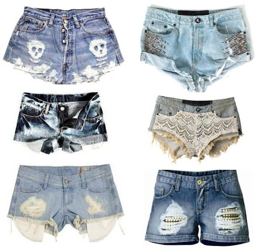 Como Customizar Shorts