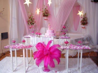 Decorações para Festas Femininas