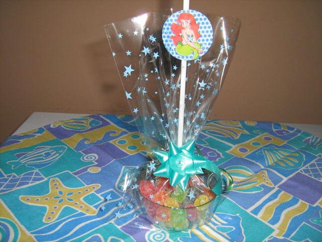 fotos de enfeites de mesa para aniversário infantil