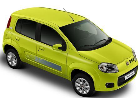 Novo Fiat Uno 2013