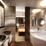 Banheiros de Luxo Decorados: Fotos