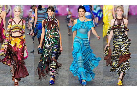 Moda Cigana Feminina 2013