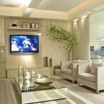 Painel de Madeira para TV LCD, LED, Plasma: Dicas e Fotos