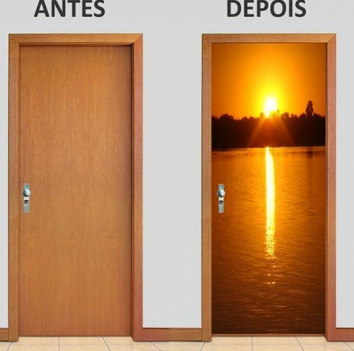 Adesivos para Portas Decorativos