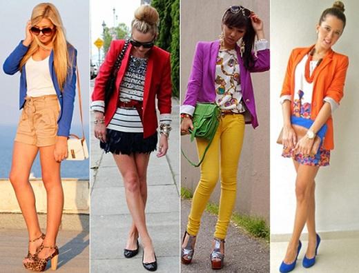 Blazer Feminino Moda 2013