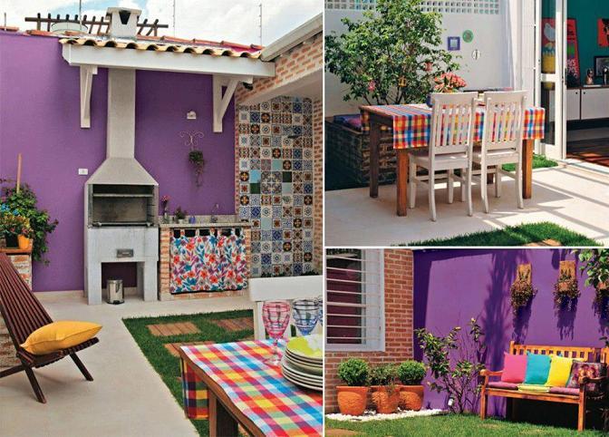quintal jardim decoracao:Decoracao De Quintal