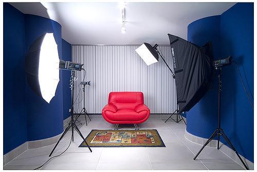 Dicas de Decoração para Estúdio Fotográficoo