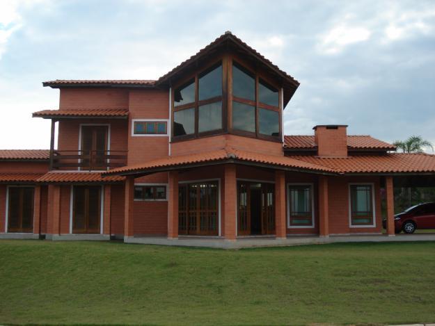 Fachadas casas de campo fachadas de casas - Modelos de casas de campo pequenas ...