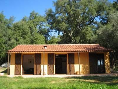 Fachadas de casas de campo fotos modelos for Casas rusticas pequenas