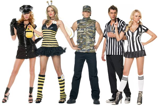 Fantasias para Halloween 2013