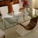 mesas-de-jantar-de-vidro
