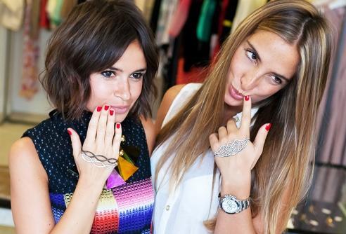 Pulseiras de Mão Moda 2013