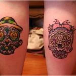 tatuagens-femininas-na-panturrilha-7