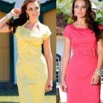 Vestidos de Festa para Evangélicas Moda 2013: Fotos, Modelos