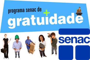 Cursos SENAC 2013
