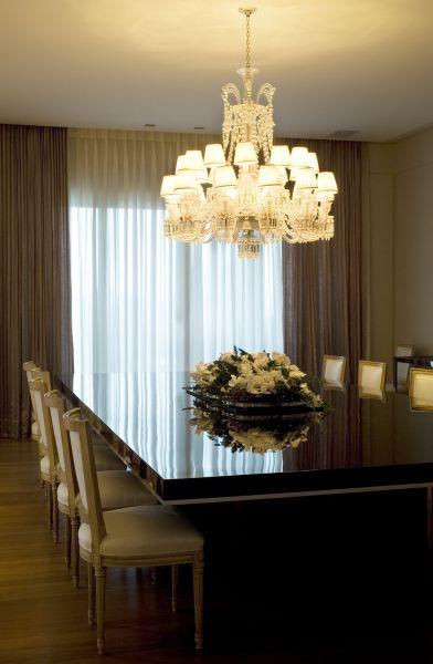 Fotos De Lustres Na Sala De Jantar ~ Decoração com Lustres na Sala, Fotos e Dicas