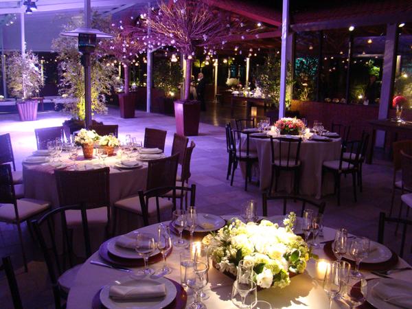 decoracao casamento noite : Decora??o de Casamentos ao Ar Livre Durante ? Noite